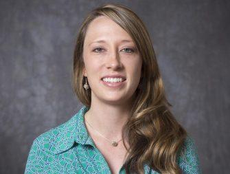 Dr. Kristen McCarthy (courtesy Leah Lesser)