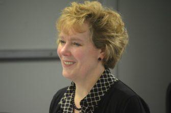 Margaret Murray on Dec. 15