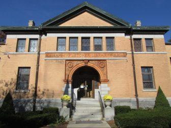J.V. Fletcher Library (credit John Phelan)