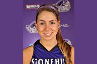 Samantha Hyslip (Stonehill file photo)