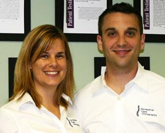 Drs. Carla and David Leclerc