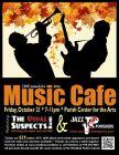 The FAME Music Cafe. Courtesy image