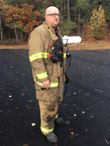 Westford Firefighter/Paramedic John Tuomi. COURTESY PHOTO