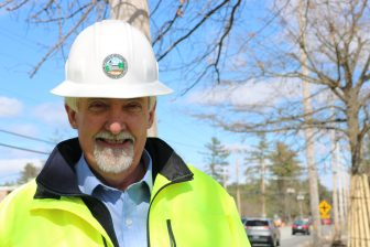 Town Engineer Paul Starratt. PHOTO BY JOYCE PELLINO CRANE