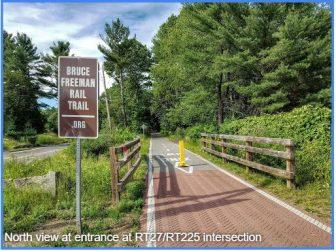 Bruce Freeman Rail Trail. COURTESY PHOTO