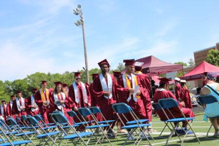 Westford Academy Graduation Ceremony 2021